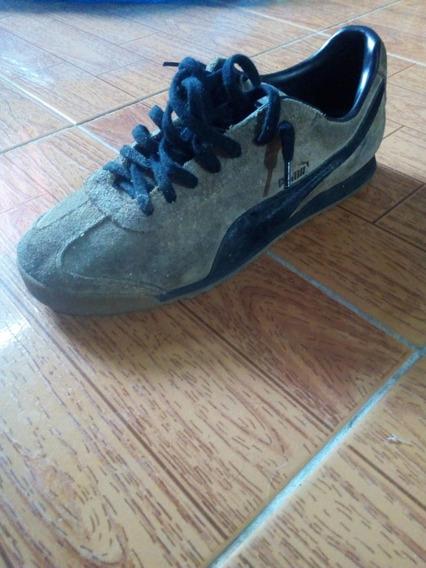 Zapatillas Puma Usadas