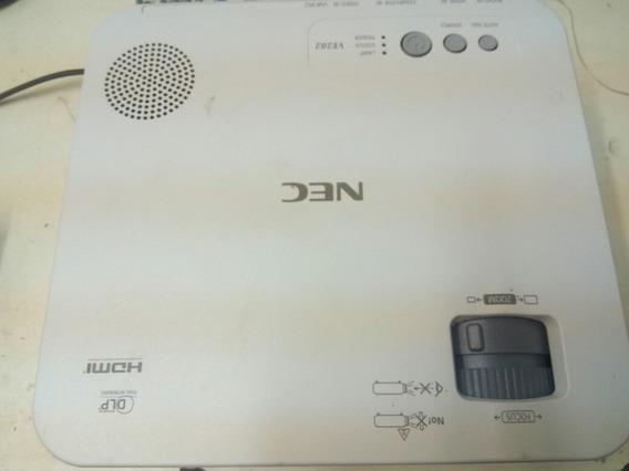Nec Ve282 Projetor De 2800 Lúmens Usado