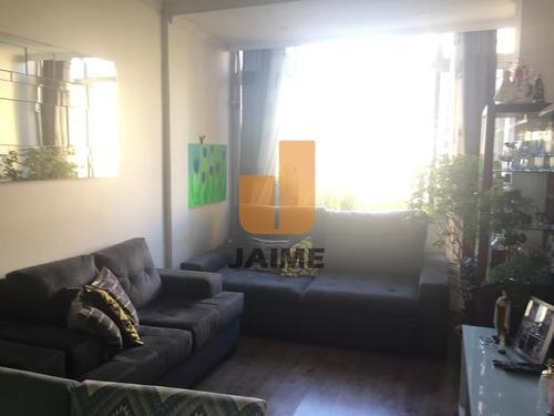 Apartamento Para Venda No Bairro Higienópolis Em São Paulo - Cod: Ja12643 - Ja12643