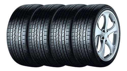 Kit X4 Neumaticos 255/50r19 Continental Cross Contact Uhp