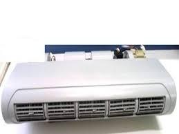 Caixa Evaporadora Mini Bus 2 Motores 4 Velocidades 12v E 24v