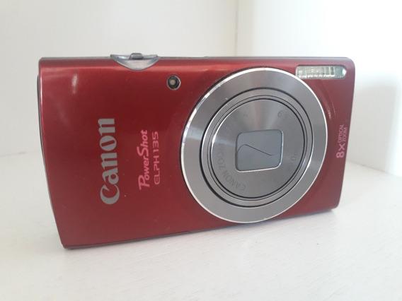 Câmera Digital Canon Elph 135 Hd