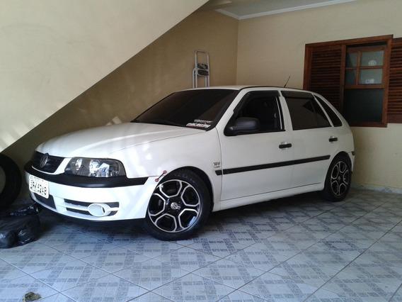 Volkswagen Gol 1.0 16v Turbo Sportline 5p 2003