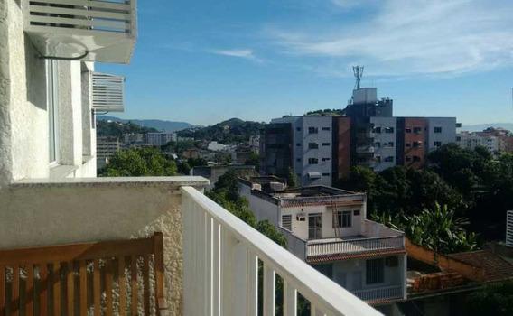 Apartamento-à Venda-praça Seca-rio De Janeiro - Brap00026