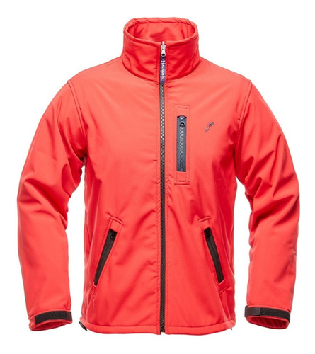 Campera Ripstop Cacique Rompeviento - Softshell Impermeable