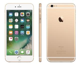 iPhone 6s Plus Gold 16gb Em 12x S/juros