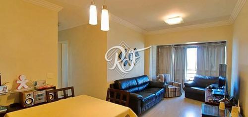 Imagem 1 de 27 de Apartamento Padrão À Venda - 10580
