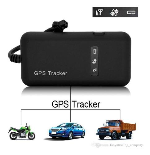 Gps Tracker Localizador Satelital Antirrobo Vehículo Moto
