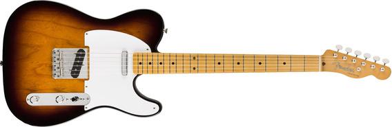 Fender Telecaster Vintera Series 50´s + Funda 014-9852-303