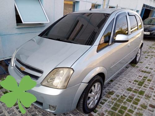 Imagem 1 de 5 de Chevrolet Meriva 2011 1.4 Maxx Econoflex 5p