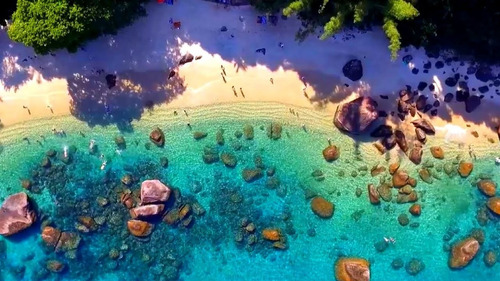 Imagem 1 de 5 de Arquipélago Ilha Das Couves Passeio De Lancha Ubatuba