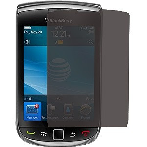 Protector De Pantalla (privacy) 9800 Para Blacberry