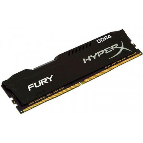 Memória 16gb Gamer Ddr4 2666mhz Hyperx Fury Pc Hx426c16fb/16
