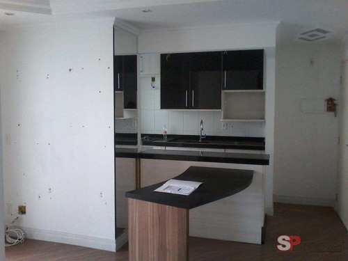 Imagem 1 de 15 de Apartamento Para Venda Por R$235.000,00 - Jardim Três Marias, São Paulo / Sp - Bdi21282
