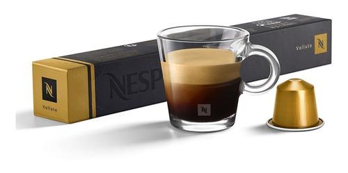 Cápsulas De Café Nespresso Volluto - 10 Cápsulas