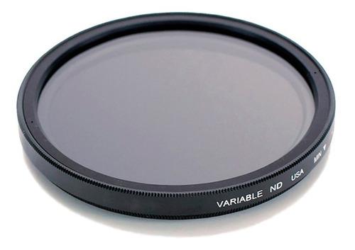 Filtro 82mm Nd Variable Densidad Neutra Nikon Canon Sony