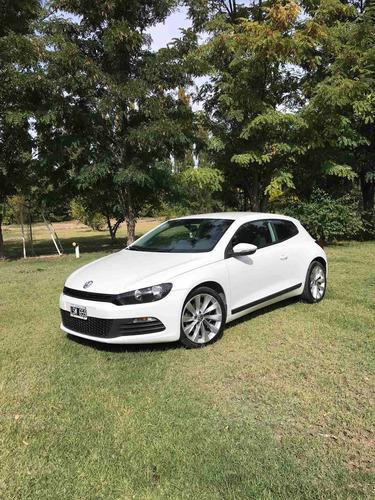 Imagen 1 de 10 de Volkswagen Scirocco 2013 1.4 Tsi 160cv