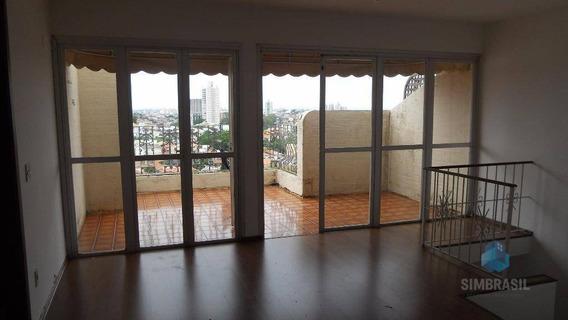 Cobertura Residencial Para Locação, Jardim Chapadão, Campinas. - Co0007