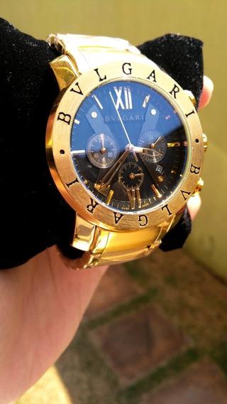 Relógio Bvlgari Iron Man Lançamento