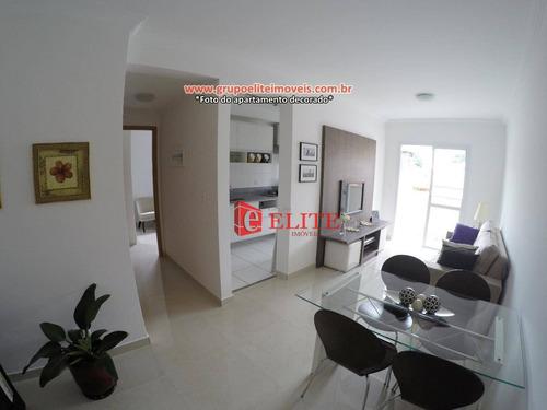 Imagem 1 de 30 de Apartamento Com 2 Dormitórios À Venda, 61 M² Por R$ 290.000,00 - Parque Industrial - São José Dos Campos/sp - Ap2452
