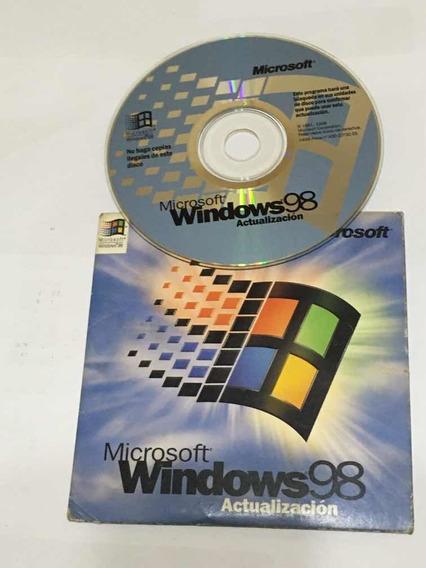 Windows 98 Actualización Original