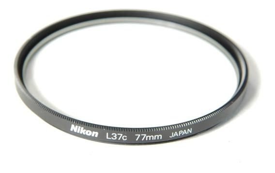Filtro Nikon Original 77mm L37c 24-70mm 70-200mm 2.8 Vr B+w