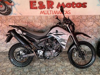 Yamaha/xt 660r Branco Gasolina 2009