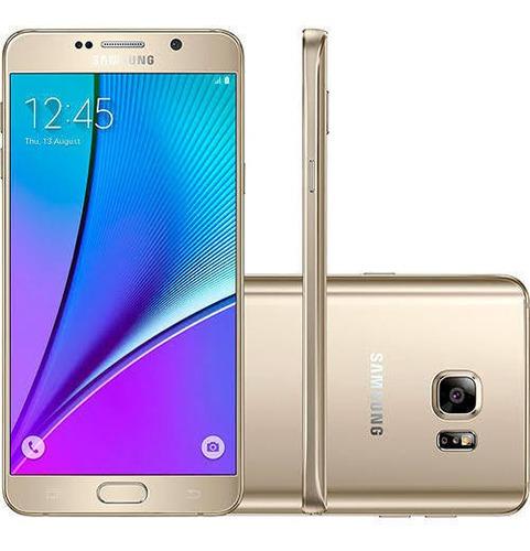 Smartphone Samsung Note 5 Usado Leia A Descrição  Do Anúncio
