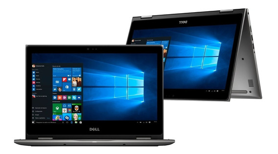 Notebook Dell Inspiron 13 Touch Tablet Intel 12gb 1tb Core 5