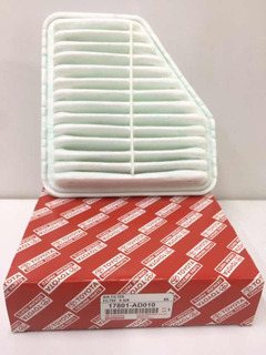 Filtro Aire Camry Previa 17801-ad010 Original