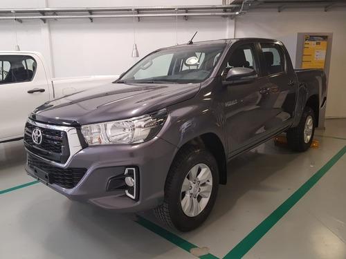 Toyota Hilux Sr 4x4 Mt Linea 2021 Gi