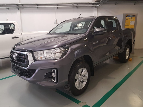 Toyota Hilux 2.4 Cd Sr 177cv 4x2 Entrega Ya Lm