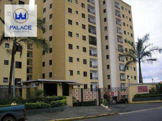Apartamento Com 2 Dormitórios À Venda, 66 M² Por R$ 260.000,00 - Nova América - Piracicaba/sp - Ap0366