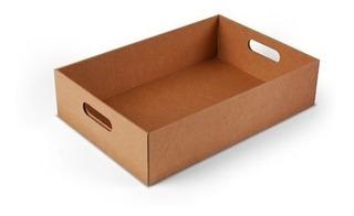 Bandejas De Carton / Carton / Bandeja / Microcorrugado