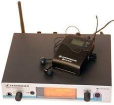 Alquiler De In Ears,sistema De Monitoreo Sennheiser Shure