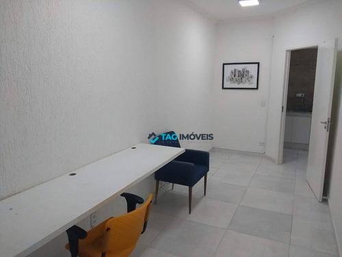 Imagem 1 de 8 de Sala À Venda, 52 M² Por R$ 120.000 - Centro - Campinas/sp - Sa0196