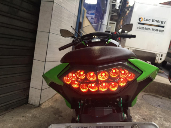 Kawasaki Ninja 300 2017 (com Lanterna Importada)