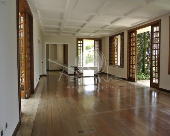 Casa Para Venda No Gramado Em Campinas - Imobiliária Em Campinas - Ca00753 - 34603130