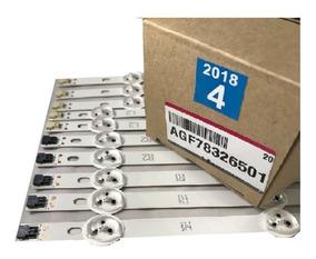 Kit Barras Led Lg 42ln5400 42ln5700 42la6200 42la6130 Nova