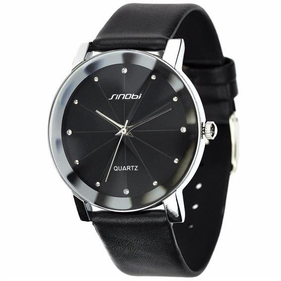 Relógio Masculino Pulso Sinobi Analógico Sin003