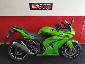 Kawasaki Ninja 250r 250 R 2012 Verde