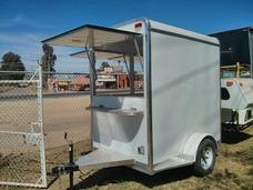 Remolques - Food Truck Para Carga, Alimentos U Oficinas