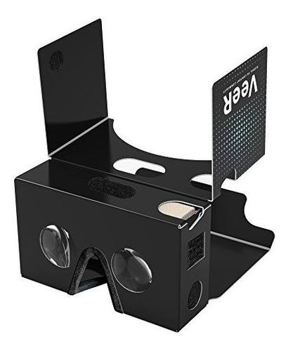Veer Vr Carton 360 Audifono Realidad Virtual Anteojo