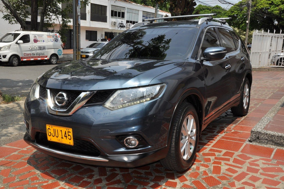 Nissan X Trail (full - 7 Puestos)