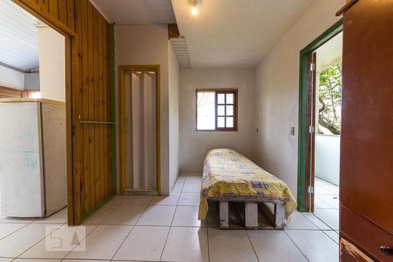 Apartamento No 1º Andar Mobiliado Com 1 Dormitório E 1 Garagem - Id: 892960487 - 260487
