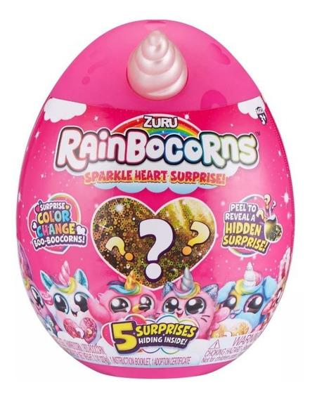 Rainbocorns Slow Rise 5 Surpresas Original Candide