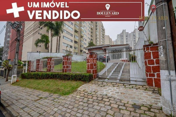 Terreno Estrutural   1.162m²   Curitiba   Portão - Te0006