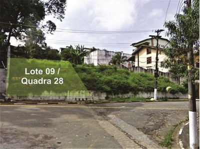 Terreno Em Parque Dos Príncipes, São Paulo/sp De 0m² À Venda Por R$ 370.000,00 - Te172959