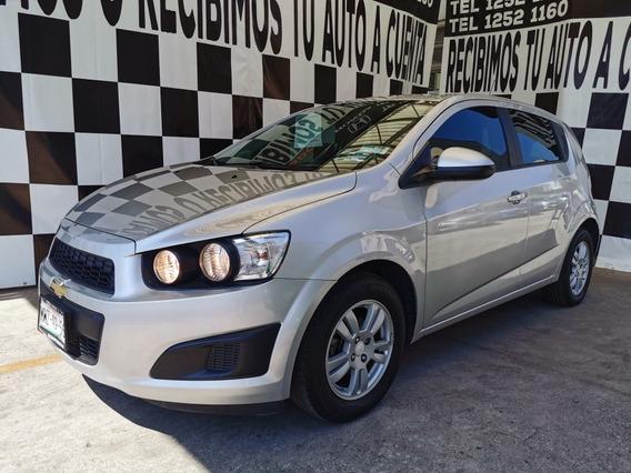 Chevrolet Sonic 1.6 Lt Hb Mt 2016