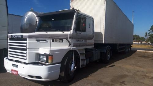 Imagem 1 de 6 de Scania 112hs